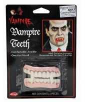 Carnavalskleding vampier tanden 10056106