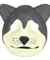 Carnavalskleding wolven maskers kinderen