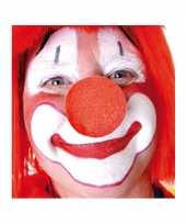 Carnavalskleding x stuks carnaval neus neuzen rood 10124150