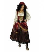 Luxe piraten carnavalskleding dames 10067174