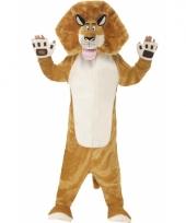 Madagascar leeuwen carnavalskleding alex