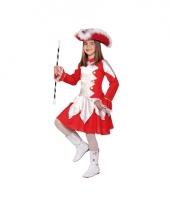 Rode dansmarieke carnavalskleding meiden